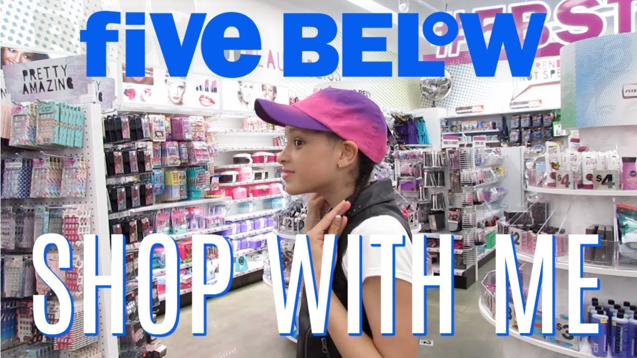 Five Below Shop With Me New 1 To 5 Summer Clothing Sandals
