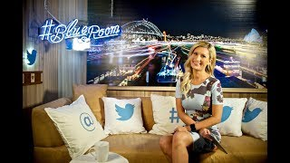 Highlight Video: Twitter Tips @ Twitter HQ with Danielle Di Masi