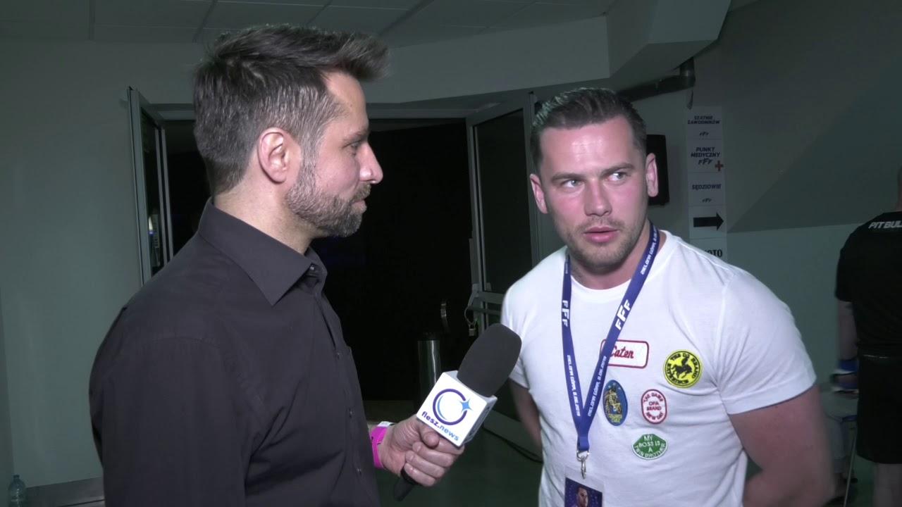 f8f50aadd97278 Greg Collins przed walką na FFF MMA: Nic nie mam do Tito - MrMature