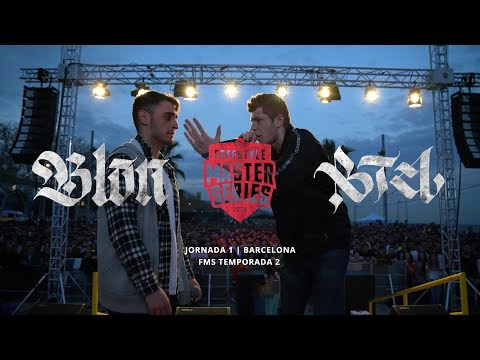 BLON vs BTA FMS Barcelona Jornada 1 OFICIAL - Temporada 2018/2019