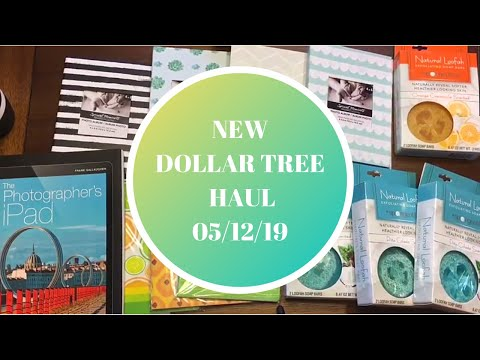 NEW DOLLAR TREE HAUL | MAY 12 2019