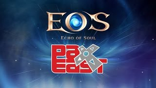 Echo of Soul - PAX East 2015 Press Event