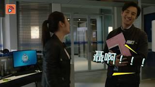 法證先鋒4|花絮 譚俊彥完美展現超高協調能力|對白|NG