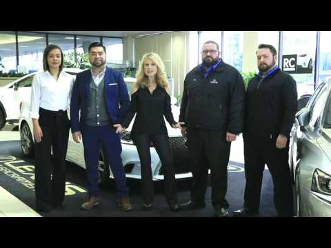 Lexus of Sacramento - Technology and Delivery Specialists