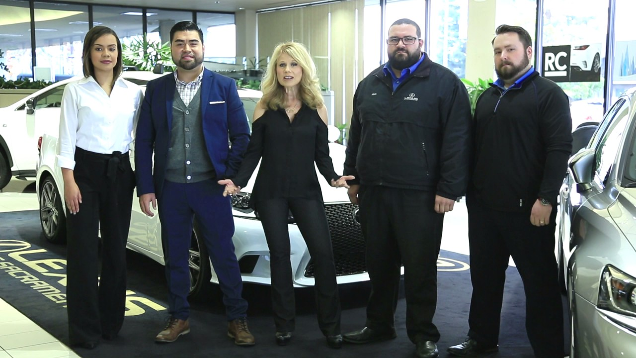 Lexus Of Sacramento >> Lexus Of Sacramento Technology And Delivery Specialists
