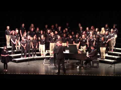 Rosemore Middle School Choirs Holiday Concert 12-1-16