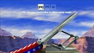 Elefunk PlayStation 3 Gameplay - Bullseye!