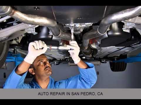 Auto Repair San Pedro CA Mission Auto Service & Repair