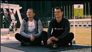Rozhovor Michal Krčmář a Ondřej Moravec nejen o biatlonu