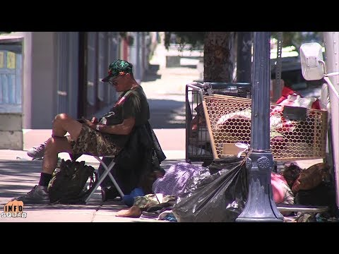 The History of Being Homeless in America