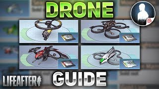 FULL GUIDE ABOUT DRONES! - LifeAfter