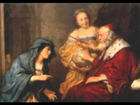ABISHAG THE SHUNAMMITE
