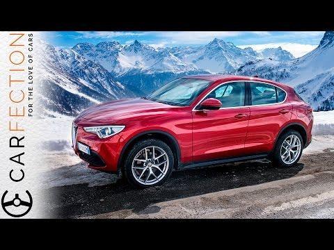 Alfa Romeo Stelvio: Sports Car and SUV, Can It Be Both? - Carfection