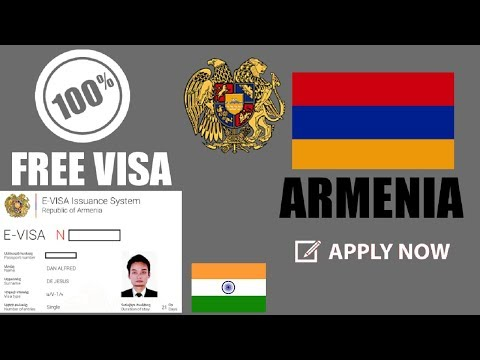 100% Free Armenia Visa - Apply For Armenia Free Visa Now