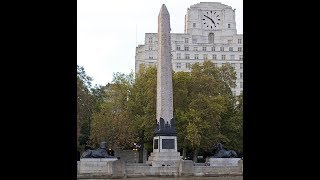 Thank You Jesus For This Important Revelation - Cleopatra's Needle NY & London!