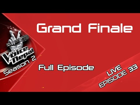 The Voice of Nepal Season 2 - 2019 - Episode 33 (Grand Finale)
