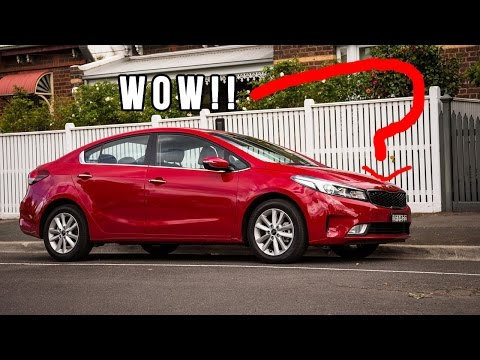 [Most Reviewed] 2017 Kia Cerato Si Sedan Specs