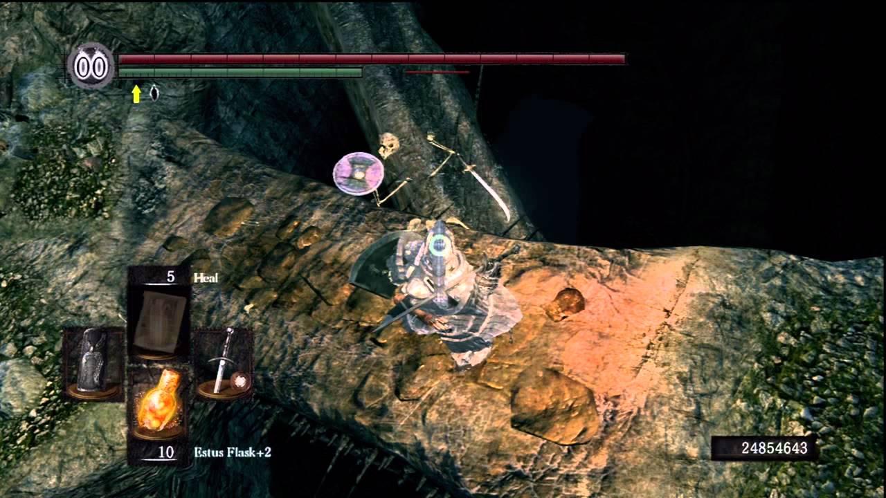 Dark Souls Catacomb Guide - YouTube