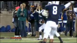 FOX 7 High School Football: Pflugerville vs Stony Point 11-6-14