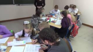 Открытый урок русского языка Цукановой Н.Н.