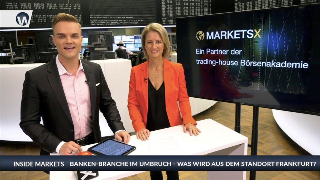 Banken-Branche im Umbruch?! - Top-Aktien-Empfehlung: Apple - Silber ein Kauf?