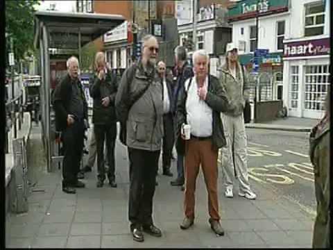Last Ghost Bus ITV London News