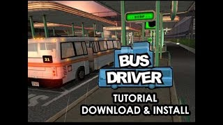 Game Bus Driver Portable PC# Tutorial Download, Install & main bus driver