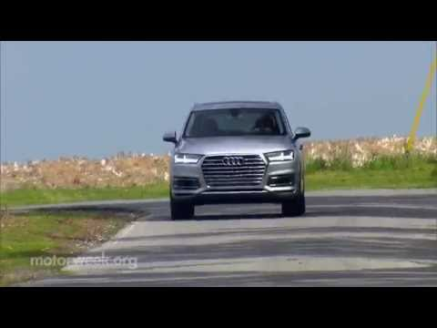 MotorWeek | Road Test: 2017 Audi Q7