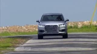 MotorWeek   Road Test: 2017 Audi Q7