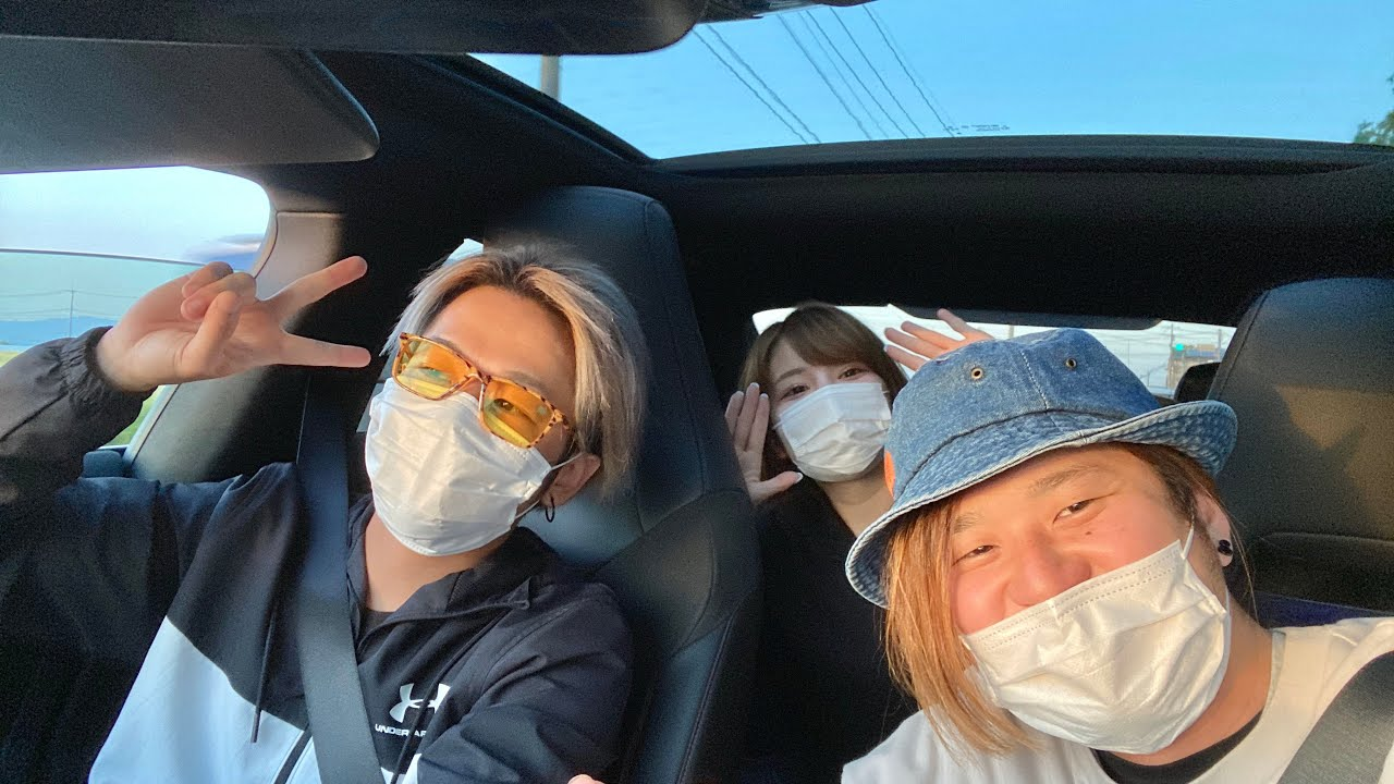 仲間と行くドライブならどこに行っても最高に楽しいよね!@誠ちゃんねる / Makoto Channel @こつぶちゃんねる!日本一周バイク旅