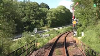 Führerstandsmitfahrt - BR VT 643  - Von Pirmasens Hbf nach Kaiserslautern Hbf - DB Bahn Nr.65