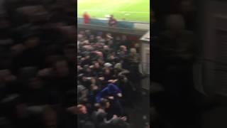 Onrust in stadion FC Twente tijdens duels met PSV
