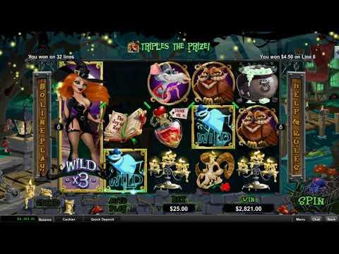 Real Online Slots USA $11,000 Bonus Round!