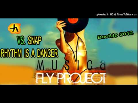 Fly Project - Musica  /VS./ Snap - Rhythm Is A Dancer (Jay Amato Mashup)