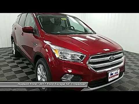 2017 Ford Escape SE Hudson WI 734161