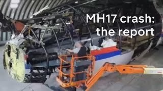 MH17: Dutch Safety Board confirms crash caused by BUK missile