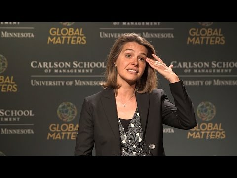 Erin Meyer: Working Remotely - Global Matters