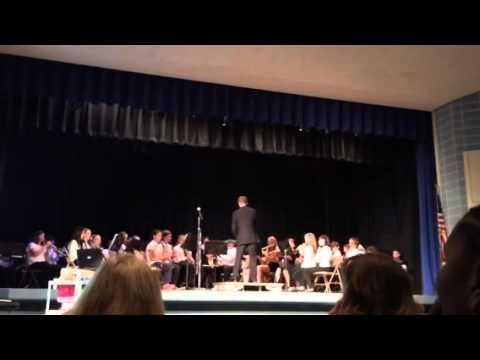Hammonton Middle School Concert