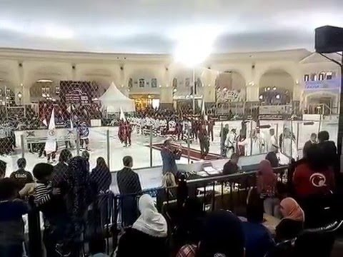 Qatar ICE HOCKEY - VILLAGIO MALL