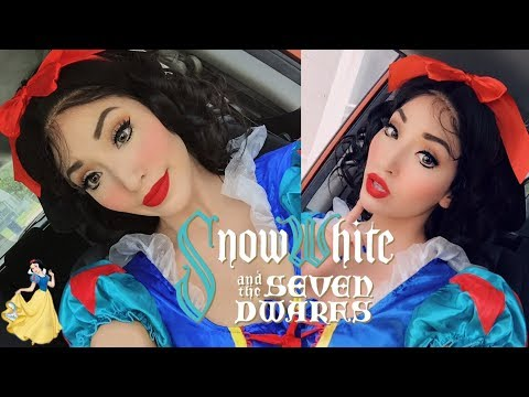 Everyday Disney Series: Snow White Makeup Tutorial