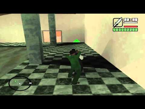 Прохождение GTA San Andreas Миссия 19 - Тексты бешеного кекса