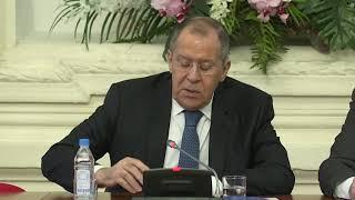 Выступление С.Лаврова в Дипломатической академии МИД России, Москва, 12 апреля 2019 года