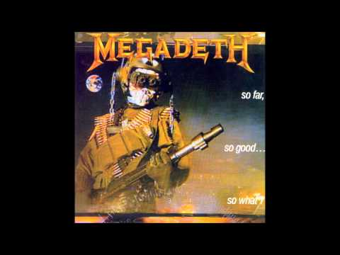 Megadeth - Set the world afire (Lyrics in description)