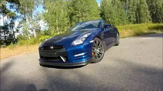This is my brothers Nissan GT-R 2011 with 530hp. This car is so ama...
