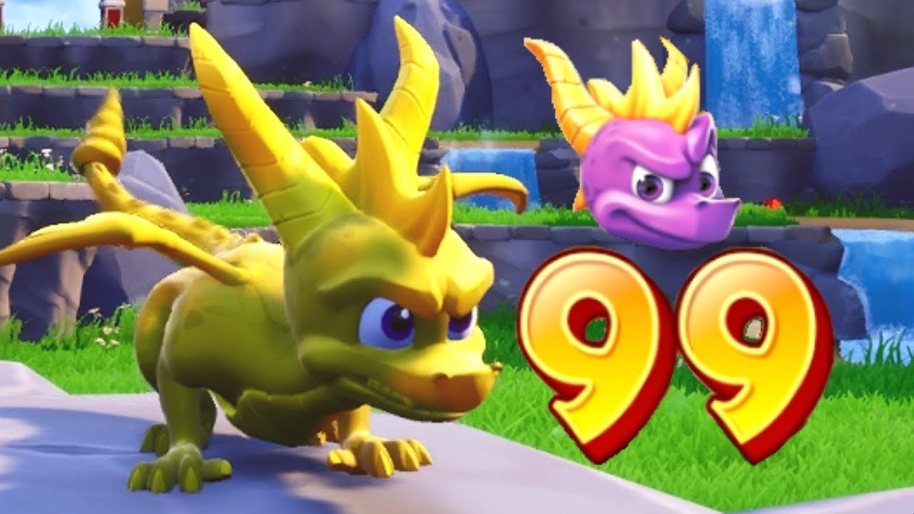 Spyro Reignited Trilogy - All Workable Cheat Codes from the Original Trilogy