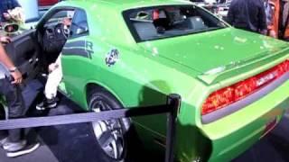 NY Auto Show 2011 - The Dodge Challenger (pt. 1)...