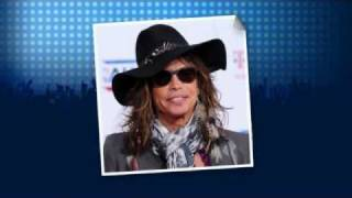 Wetpaint Beauty How-To: Decorate Your Hair with Steven Tyler