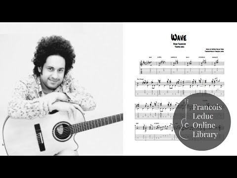 Wave - Diego Figueiredo (Transcription)