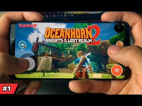 Oceanhorn 2 Finalmente Conferindo O Game  (PT-BR)