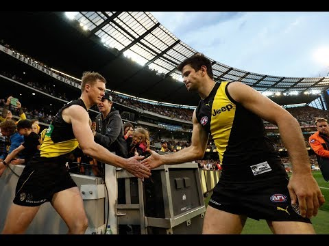 Trent Cotchin Highlights VS Greater Western Sydney (Prelim Final 2017)